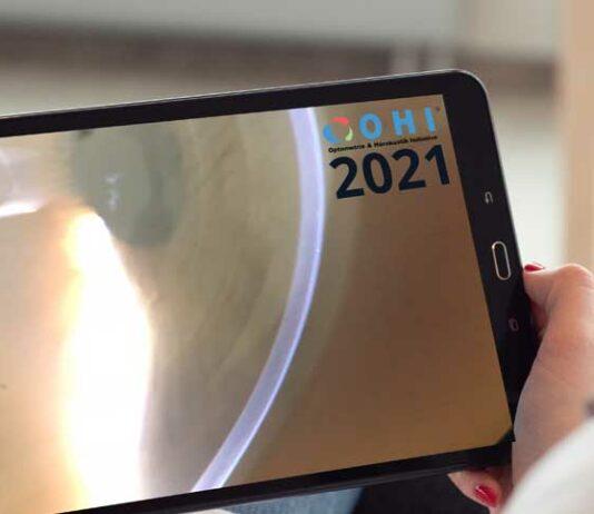 Digitaler Kontaktlinsenevent am 4. Mai um 19:00 bei OHI LIVE