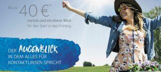 CooperVision startet mit Cashback-Aktion in den Frühling