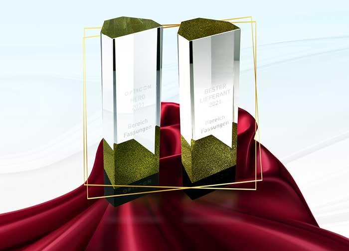 Um so mehr freut es uns, dass die Firma POMBERGER Goisern auch dieses Jahr wieder mit zwei Preisen ausgezeichnet wurde