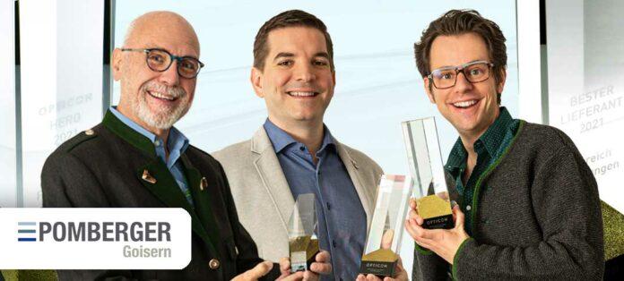 Zwei Opticon Awards für das bunte Salzkammergut