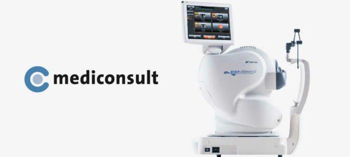 Perfekte Screenings mit dem TOPCON OCT Maestro 2 von Mediconsult
