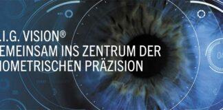 B.I.G. Vision® – Gemeinsam ins Zentrum der biometrischen Präzision