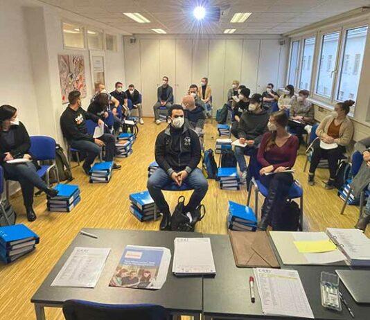 OHI kehrt wieder in Präsenz-Unterricht zurück