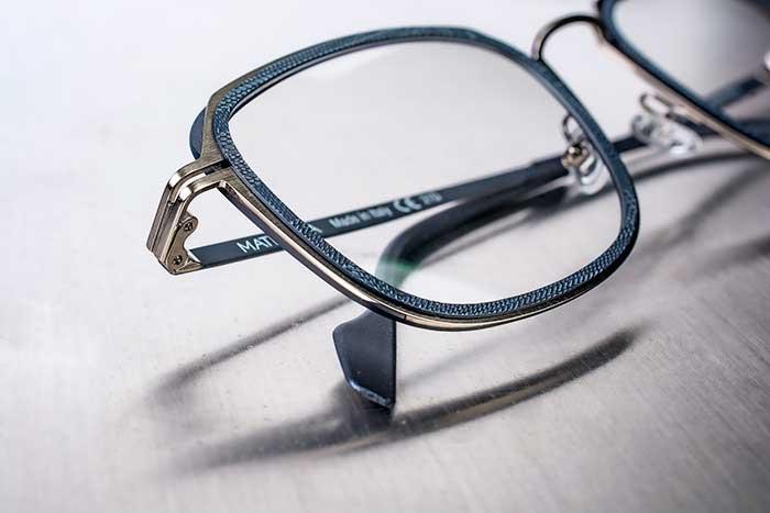 Die neuen Modelle umfassen vier Brillenfassungen