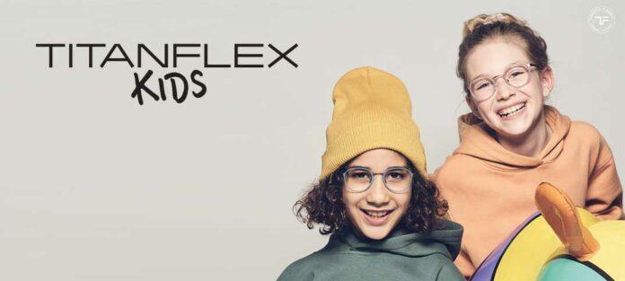 Kinderbrillen mit Sicherheit und Präzision