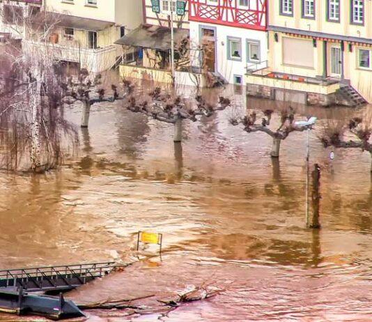 Zur Flutkatastrophe: optoVision an der Seite der Geschäftspartner