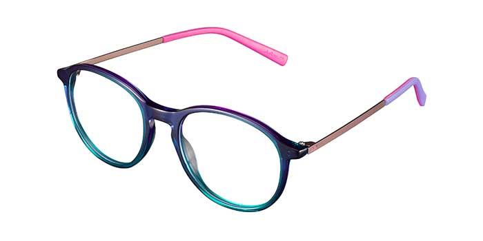 Das Modell TUMBA aus der Kollektion Little Heroes, Brillen ab dem Kleinkindalter mit einer großen Auswahl an Materialien und Konstruktionen