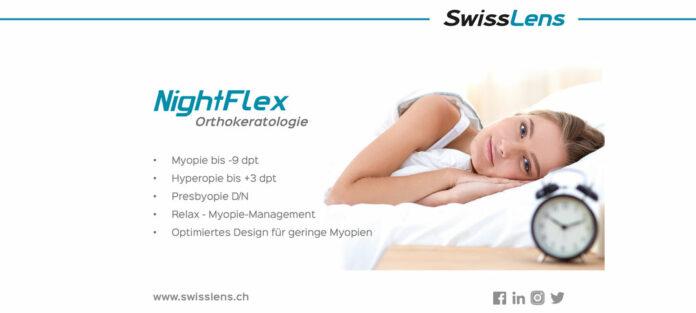 NightFlex OrthoK für Presbyopie