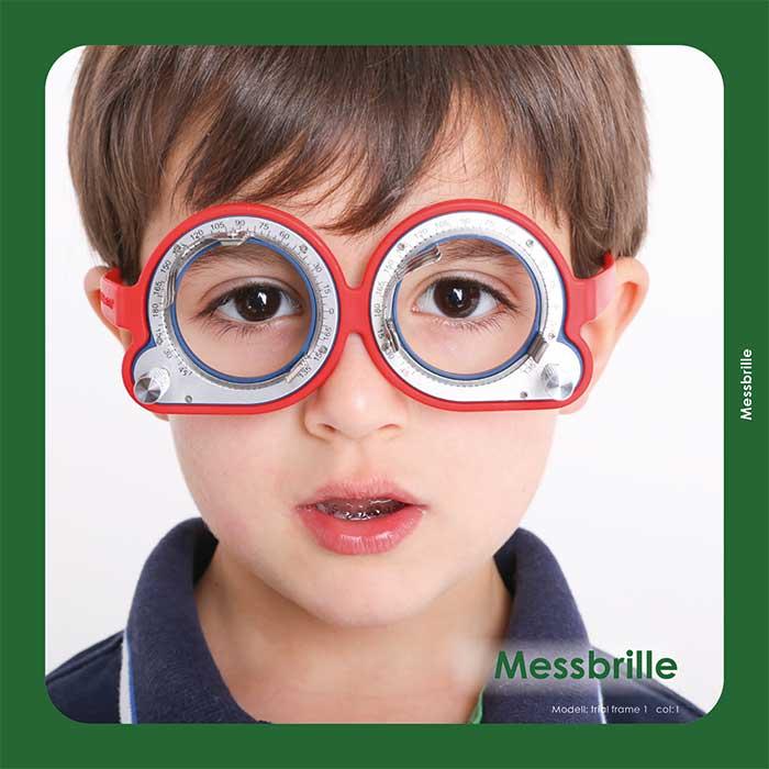 Messbrille – speziell für Kinder