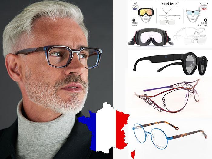 French Corner mit exklusiven Brillenherstellern aus Frankreich