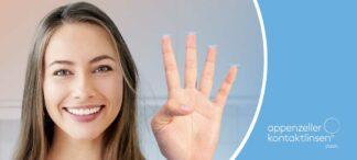 i-SOFT, die weichen 3-Monatskontaktlinsen