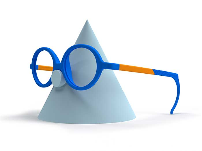 PICCINO ist die erste Brille für Neugeborene mit einzigartigen stilistischen und ergonomischen Merkmalen