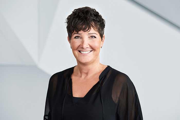 Bettina Reiter, Leiterin der opti
