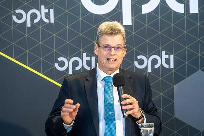 Thomas Truckenbrod, Präsident Zentralverband der Augenoptiker und Optometristen