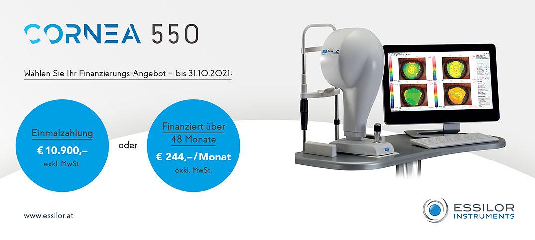 Essilor Cornea 550