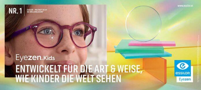 Eyezen Kids – entwickelt für die Art & Weise, wie Kinder die Welt sehen